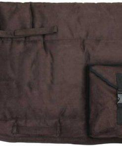 QHP Puffpad med veske