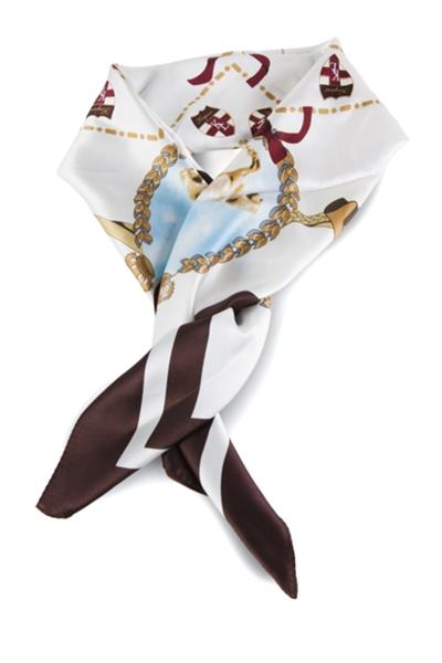 Kingsland Silk scarf